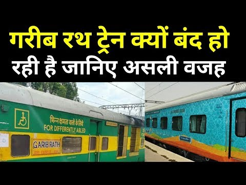Why indian railways wants to discontinue Garib rath Express