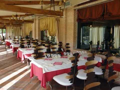 Gasterea restaurante jard n madrid youtube for Restaurante jardin