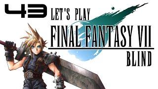 Let's Play Final Fantasy Vii [blind]: Part 43 - Nibel Pie