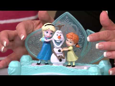 Disney's Frozen Musical Jewelry Box with Rachel Boesing