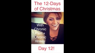 12-Days of Christmas - Day 12 (Make Up Day 1)