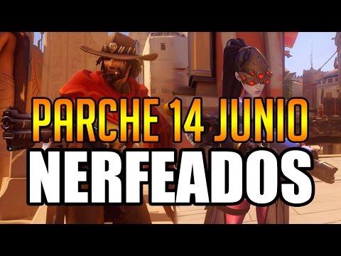 [OVERWATCH] ANÁLISIS DEL PARCHE 14 JUNIO: NERFEO A MCCREE Y WIDOWMAKER | RESUMEN DE LOS CAMBIOS
