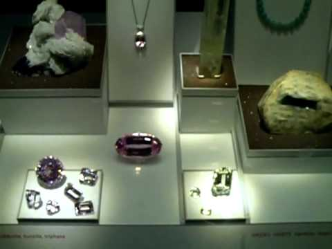 Precious Gem room Field Museum