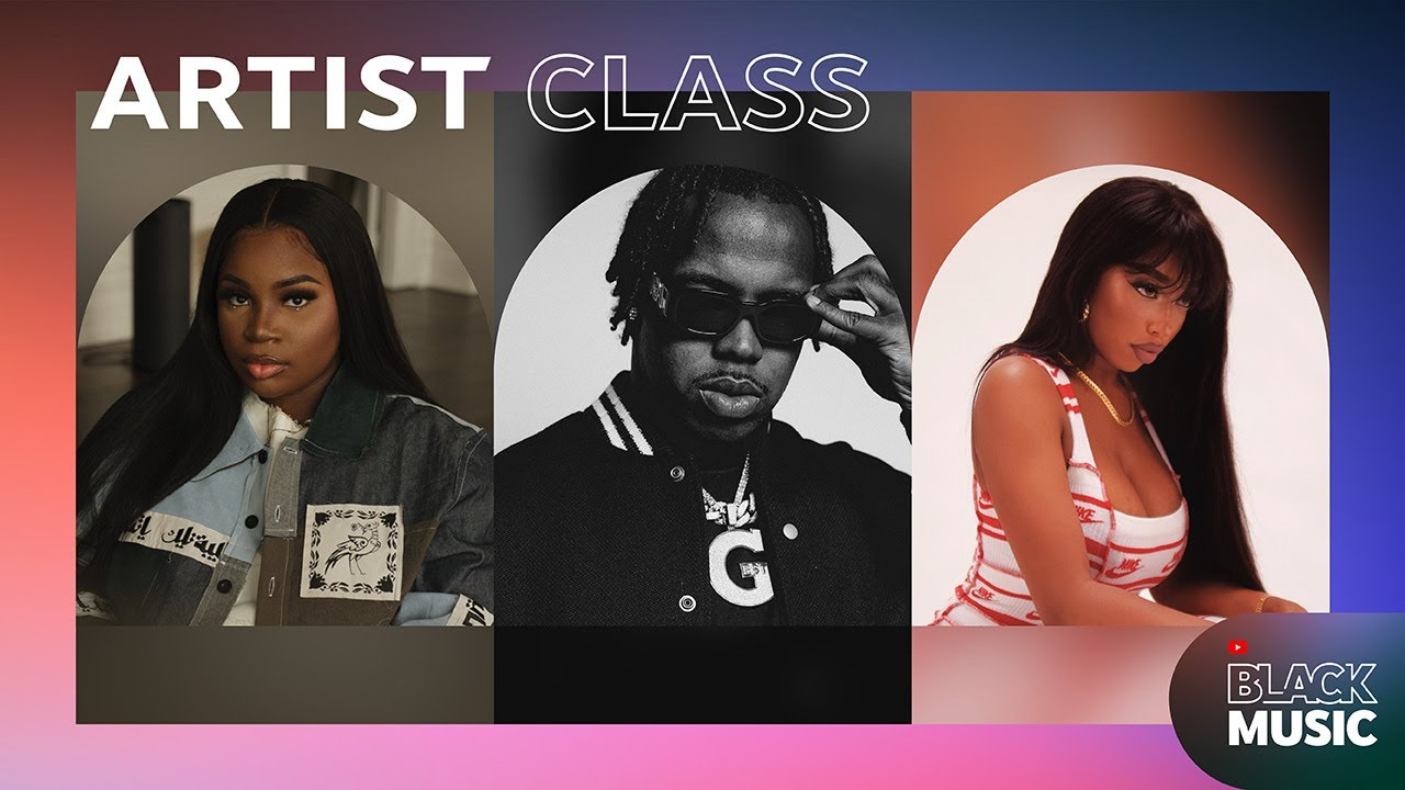 Download #YouTubeBlack Voices   Introducing the Artist Class of 2022