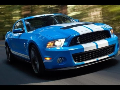 2014 FORD SHELBY MUSTANG GT500 662hp