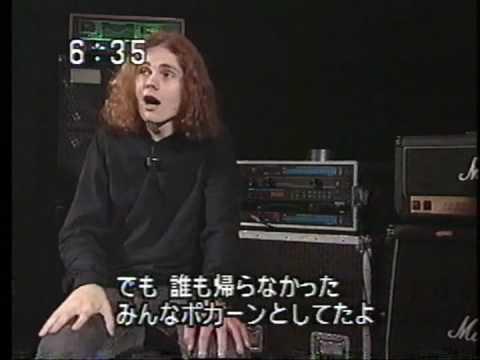 Smashing Pumpkins interview 1991