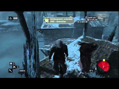 Assassin's Creed Revelations: Overkiller Achievement / Trophy Tutorial