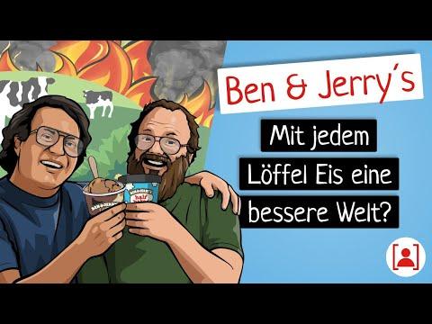 Bevor Ben & Jerry's berühmt wurde… | KURZBIOGRAPHIE