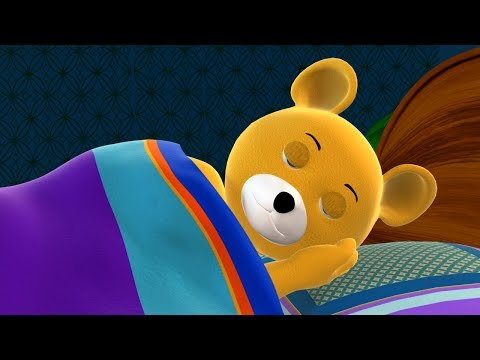 Teddy Bear Teddy Bear Turn Around - 3D Baby Songs & Nursery Rhymes for Children