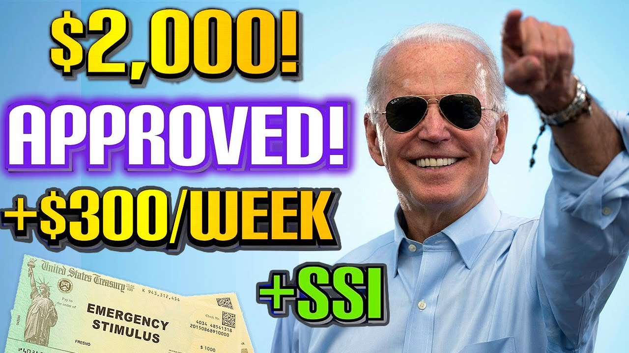 Download WHEN Will $1400 Stimulus Checks BE SENT? THIRD Stimulus Check Update + $2400 SSI SSDI CHECKS