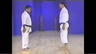 Goju-ryu kata - Gekisai-dai-ichi - Renzoku Bunkai