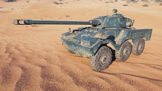 World of Tanks Panhard AML Lynx 6x6 ***NEW*** French light tank tier 8