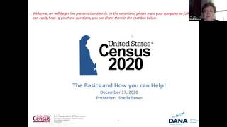 CENSUS 2020: How Nonprofits Can Help Get the Count Out Dec 17, 2019