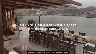 Ftelia Beach Club & Restaurant
