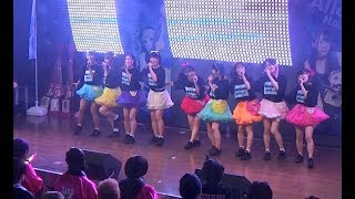 【2018年11月4日】アリス十番・楠木まゆ(26)の生誕祭で、新曲「マイ☆...