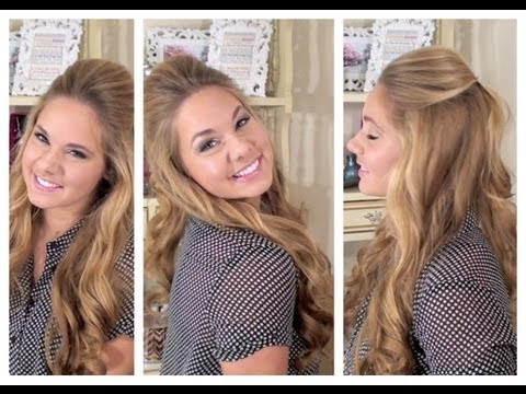 relaxed,-but-glamorous-half-up-hair---my-bridesmaid-hairstyles