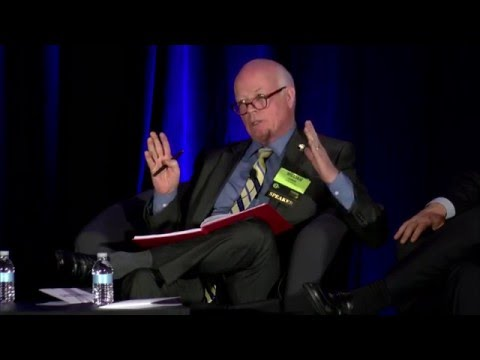 Forum 2016 Plenary: From Urban Fragility to Sustainable Cities