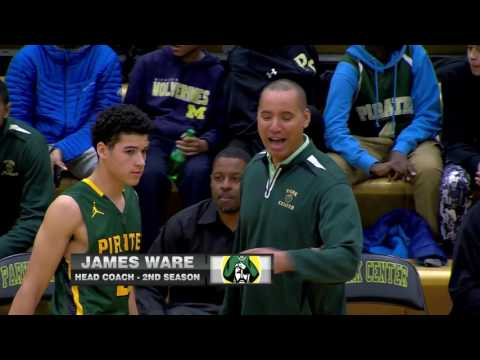 Maple Grove vs. Park Center Boys High School Basketball