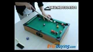 Mini Wooden Pool Billiard Table Everbuying.com