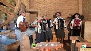Música Xucra Gaúcha em Itá