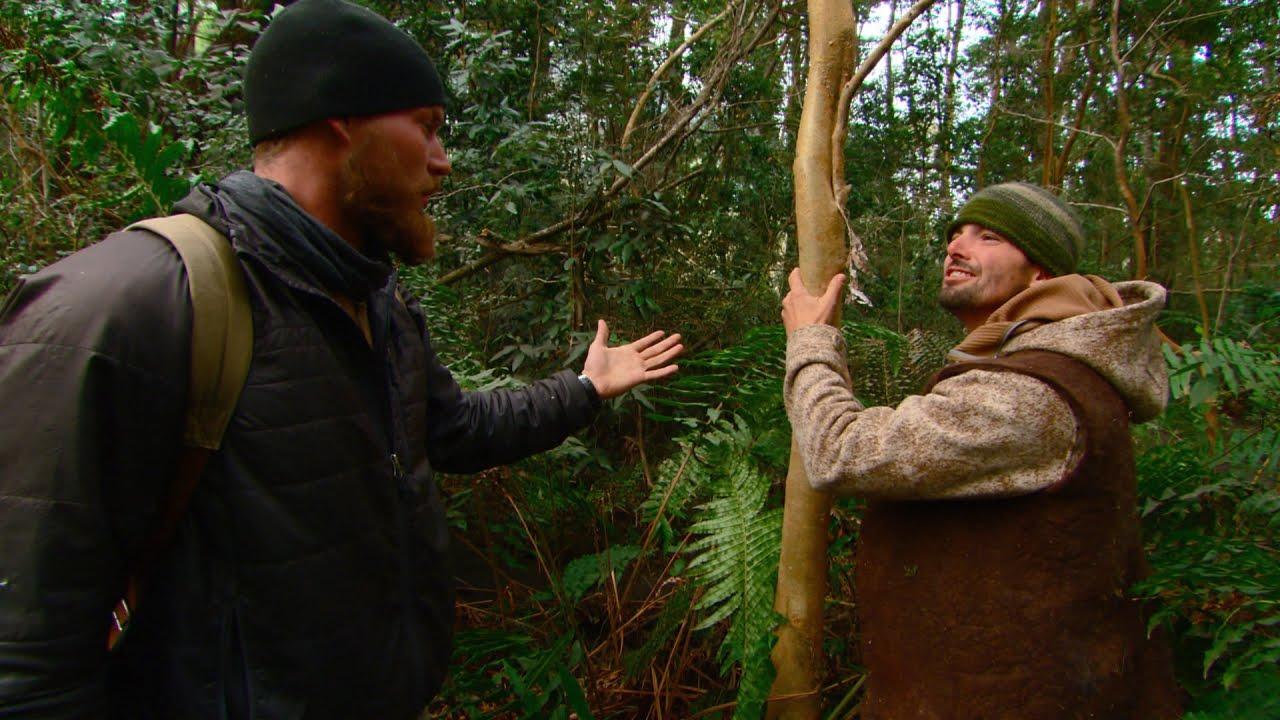Violent reaction' to Dual Survival's new season & Bill