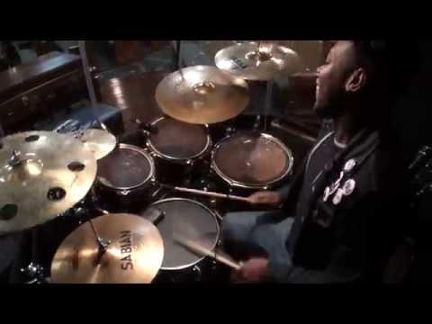 """Shariq Tucker  """"Give The Drummer Some"""" 3mins with Shariq"""