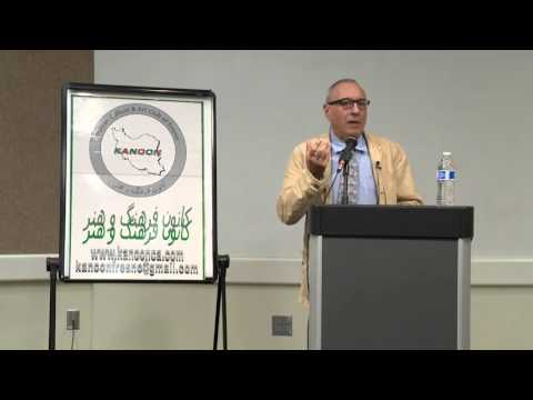 Iranian Culture & Art Club of Fresno   Sept  2015   Mr  Mohammad Arrasi