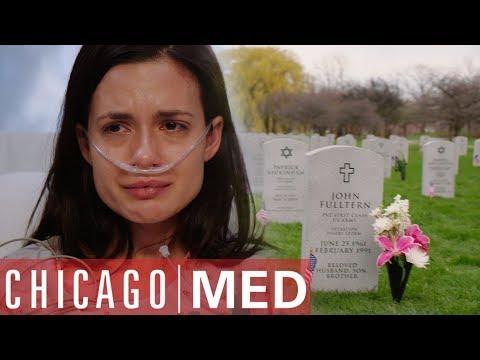 Dr Manning Losses Her Wedding Ring | Chicago Med