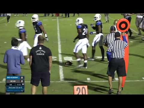 IMG Academy Blue Football vs Bishop Sullivan Catholic HS (VA) 11.11.2017