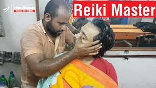 Reiki Master The Guru Of Masseurs Head Massage