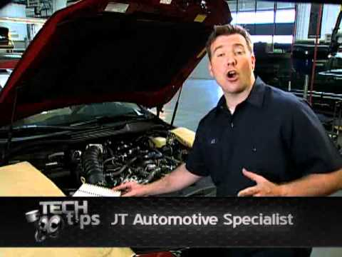 Preston Hood Chevrolet Tech Tip Service Video Air Filter Youtube