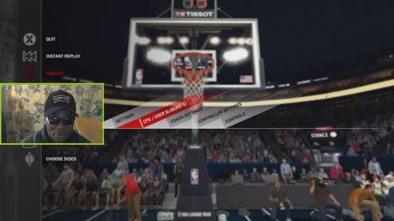 NBA 2k17 - IMPORTANT - How To Set Tendencies Sliders With Coaching Sliders  by HOLLYWOOD SPORTS