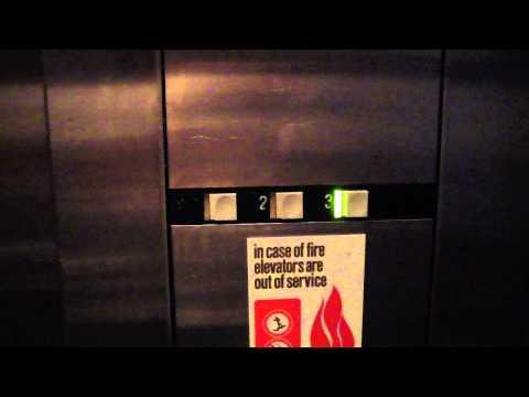 Montgomery Vector Hydraulic elevator @ Macy's Fashion Center Arlington VA