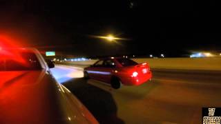 2004 nissan sentra se r turbo first night out