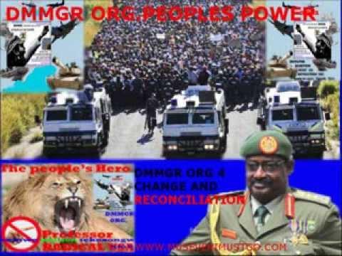 WAR COMING TO UGANDA PEOPLES POWER