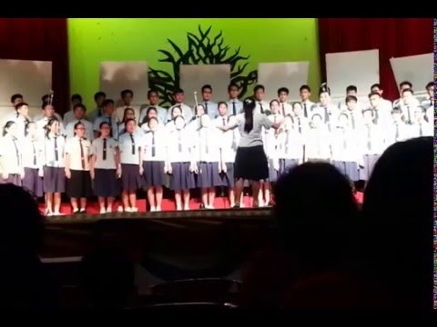 2016 Tshung Tsin Folk & Art Songs Singing Competition