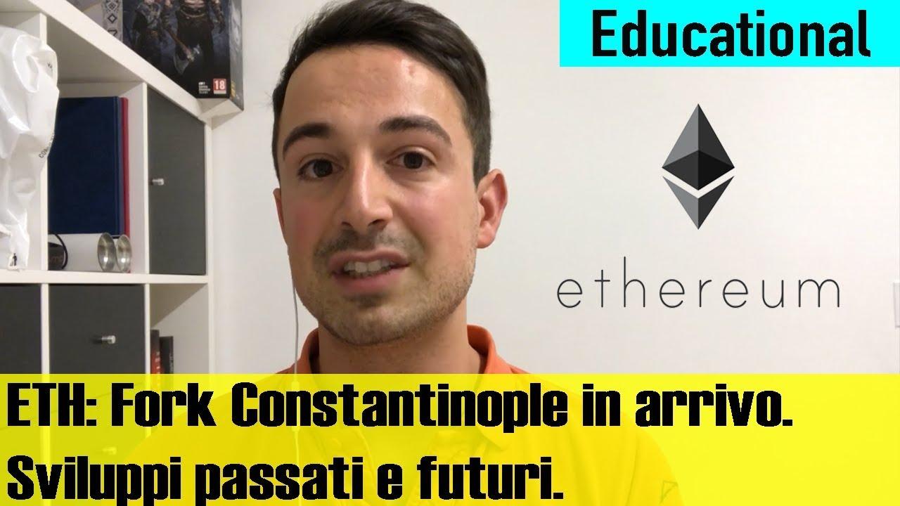 Ethereum NON è morto! (anzi...) | Cos'è l'Hard Fork Constantinople?