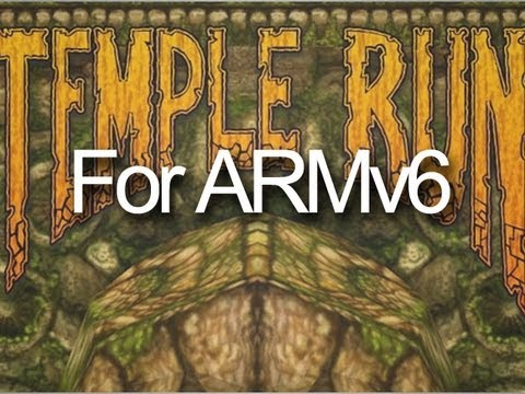 Temple Run 1.0.3 For ARMV6 Devices