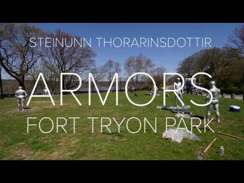 Steinunn Thorarinsdottir - Armors