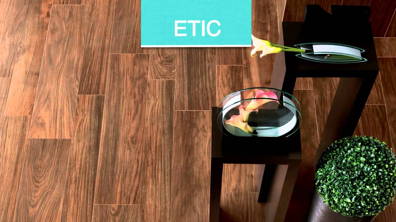 L nea etic maderas cer micas interceramic youtube for Ceramica tipo madera para piso