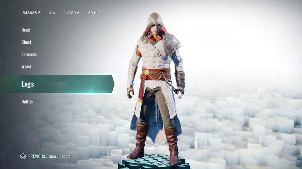 Assassin S Creed Unity The Best Of Both Worlds Outfits Youtube
