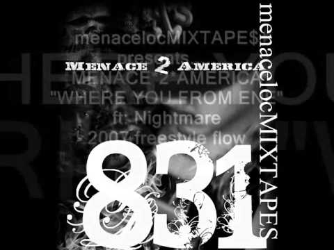 WHERE YOU FROM ENE ft: Nightmare