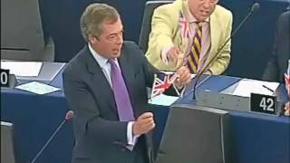 Nigel Farage: EU