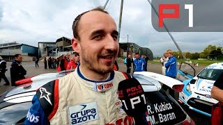 F1 & WRC driver Robert Kubica - Boobs or bums?