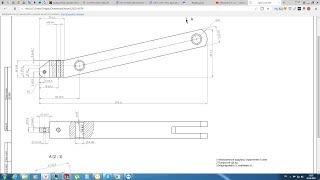 Solidworks. Урок 22.4 Чертёж от вида до тех требований по ЕСКД - создание чертежа