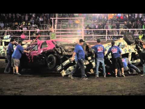 Utah State Fair 2015 Main Event