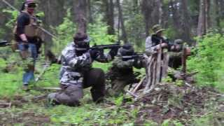 Airsoft Kelowna Training And Game Day