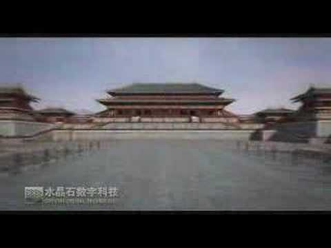 Ancient Capital Cities' architecture of China(3D)