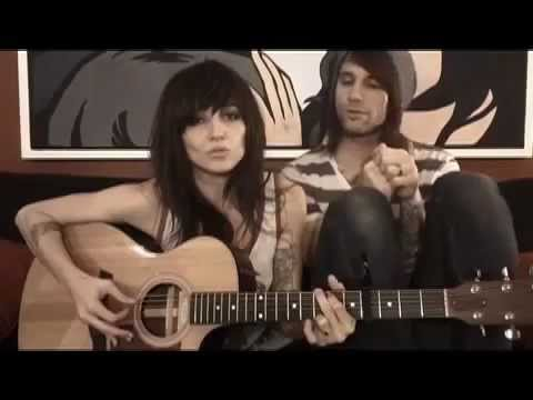 """""""Video Games"""" (Lana Del Rey) / """"Come As You Are"""" (Nirvana) Cover by Lights and Beau Bokan"""