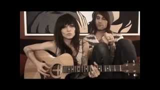 """Video Games"" (Lana Del Rey) / ""Come As You Are"" (Nirvana) Cover by Lights and Beau Bokan"
